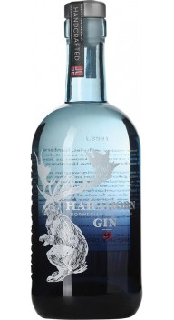 Harahorn Norwegian Small Batch Gin - Gin