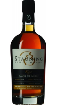 Stauning Rye Marts 2019 - Whisky