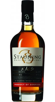 Stauning Kaos April 2019 - Whisky