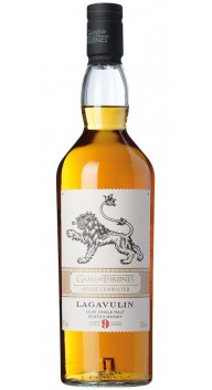 Game of Thrones House Lannister & Lagavulin - Whisky