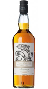 Game of Thrones House Tully & Singleton - Whisky
