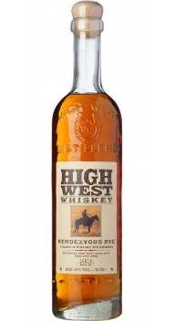 High West Rendezvous Rye - Whisky