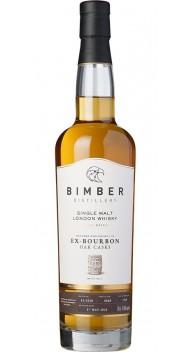 Bimber Ex-Bourbon Oak Cask Batch no. 1 - Whisky