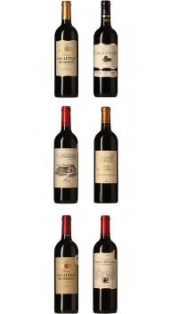 Bordeaux-kassen - Smagekasser / prøvekasser