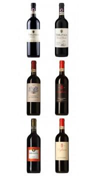 Chianti-kassen - Chianti - Vinområde