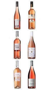 Rosékassen – 6 lyserøde lækkerier - Nye vine