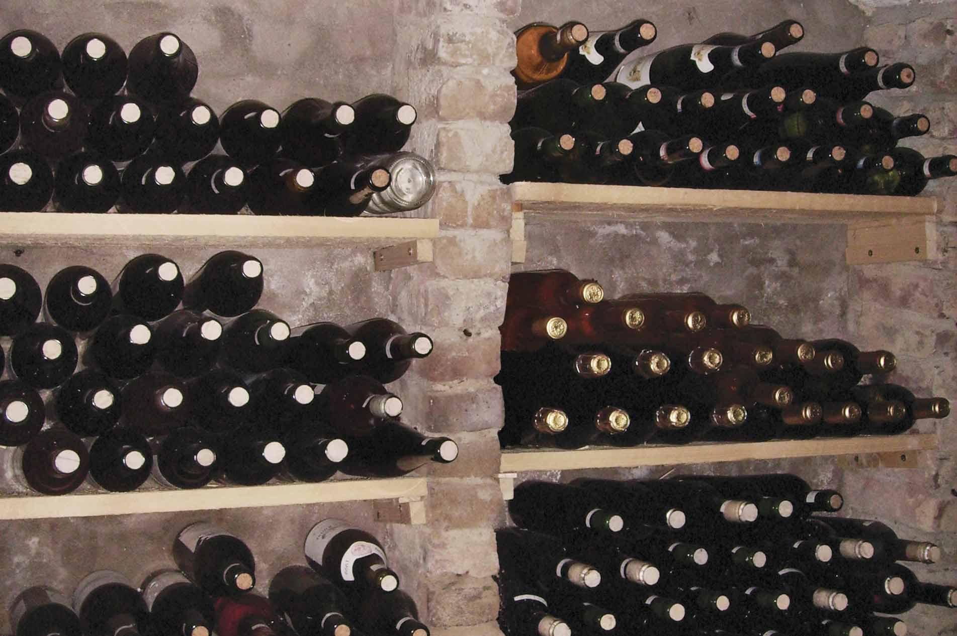 Picture of: Boost Din Vinviden Sadan Opbevarer Du Bedst Din Vin